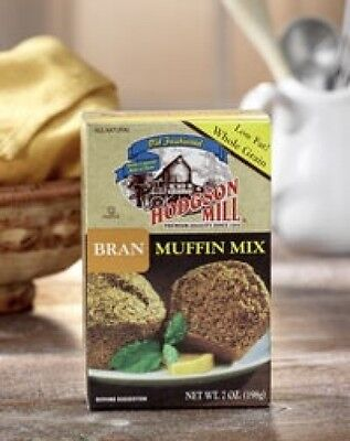 Muffin Bran Mix -Pack of 8. Free Shipping