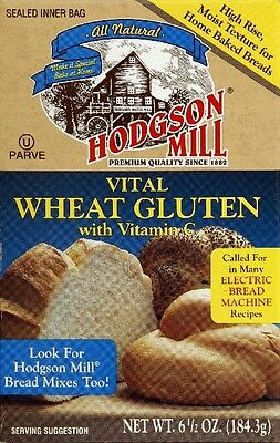 Vital Wheat Gluten -Pack of 8. Delivery is Free