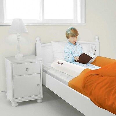 The Shrunks Inflatable Bed Rail for kids Children -  2 x Rail Pack with Foot Pum