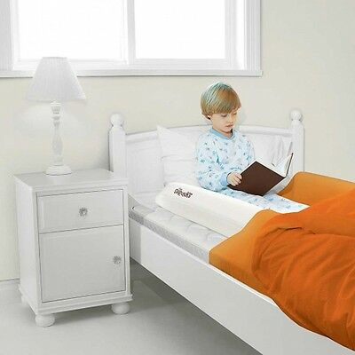 The Shrunks Inflatable Bed for kids Children -  2 x Rail Pack with Foot Pump