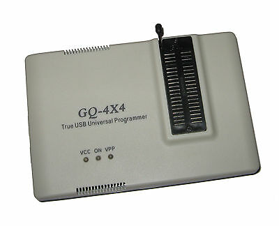 GQ-4x4 EEPROM FLASH CHIP PROGRAMMER - NEW LATEST MODEL GQ-4X | PRG-055