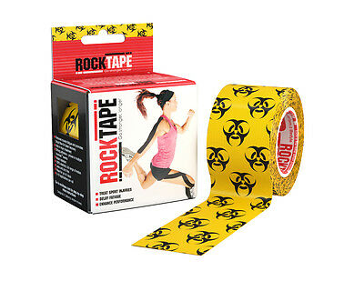 RockTape Sports Strapping Tape 5m different colours available