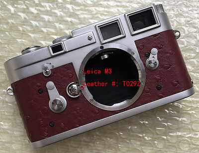 Leica M3 replacement leather cover kit T029Z