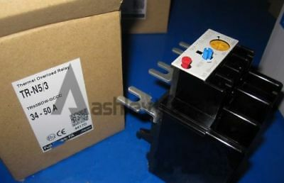 New FUJI Thermal Overload Relay TR-N5/3 34-50A
