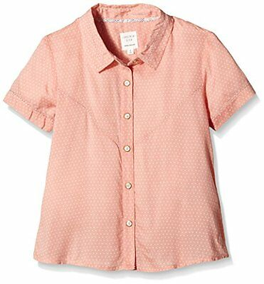 Rose (Rose Blush) (TG. 5 anni) Carrément Beau BLOUSE FILLE-Camicia Bambina    Ro