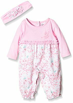 Rosa (Light Pink) (TG. 9 mesi) 3 Pommes 3H32010-Slip Bimbo 0-24, Rosa (Light Pin