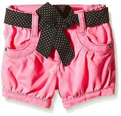 Rosa (Rose Fluo) (TG. 24 mesi) 3 Pommes Lovely Day-Shorts Bimbo 0-24    Rosa (Ro