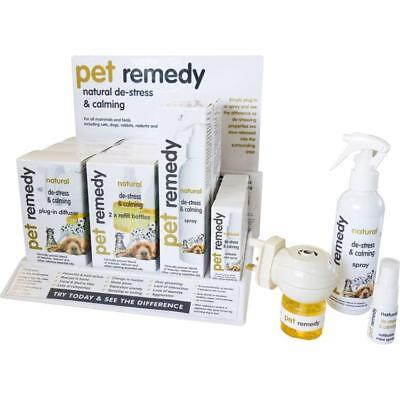 Pet Remedy Calming Spray Defuser Refill Valerian Based - Reduce Anxiety Stress