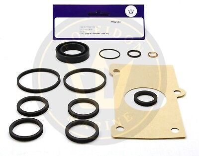 Seal Kit for Heat Exchanger for Volvo Penta D4 8pcs D6 includes# 3583647