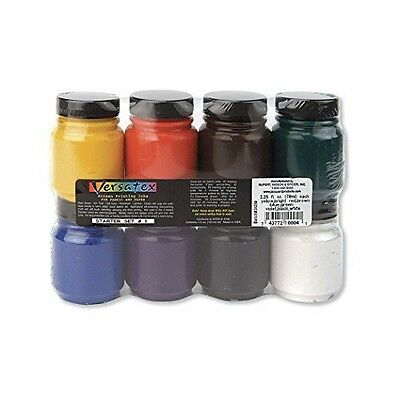 Jacquard Versatex Printing Ink Set #1