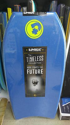 """Pride The Timeless PP SNPP Bodyboards Bodyboarding 41"""" Surf Royal Blue New"""