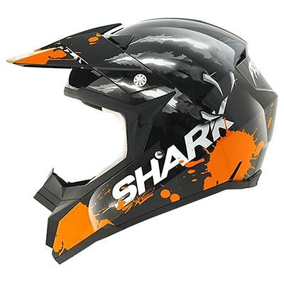 Shark – SX2 Predator Orange Helmet - X-Large