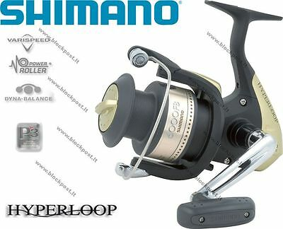 SHIMANO HYPERLOOP  REEL FB, Different size