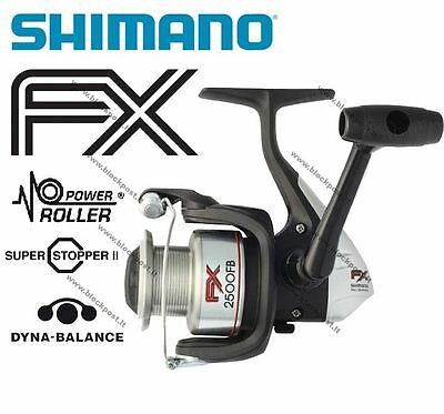 SHIMANO FX2500FB Spinning Reel