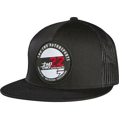Shift – Dedication Mesh Snapback Black Trucker Cap