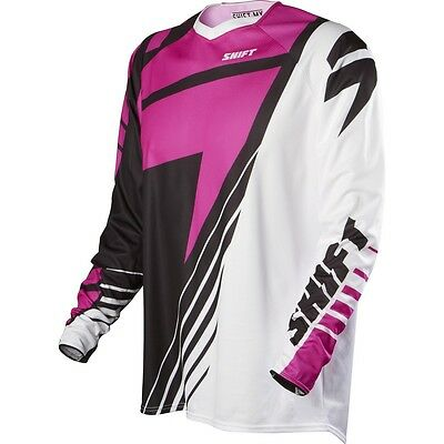 Shift 2014 – Faction Reed Limited Edition Black/Purple Jersey - 2X-Large