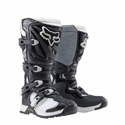 Fox – Comp 5 Women Boots - 5 - Black/White