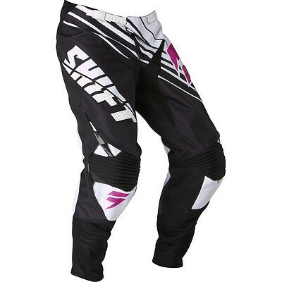Shift 2014 - Faction Reed Limited Edition Black/Purple Pant - 38