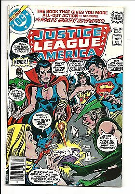 Justice League Of America # 161 (Dec 1978), Vf-