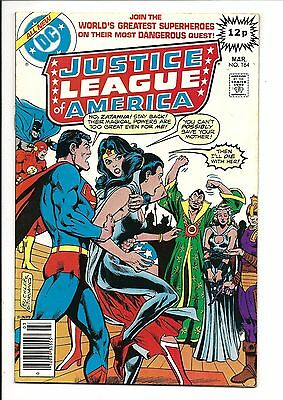 Justice League Of America # 164 (Mar 1979), Vf-