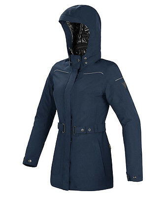 NEW DAINESE Eleonore D1 GTX Jacket SIZE 42 EURO WOMENS Blue