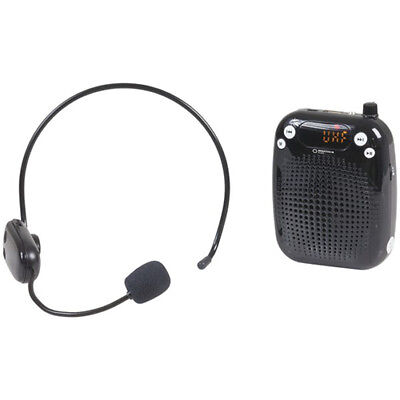 Digitech Portable Wireless UHF Microphone Headset System
