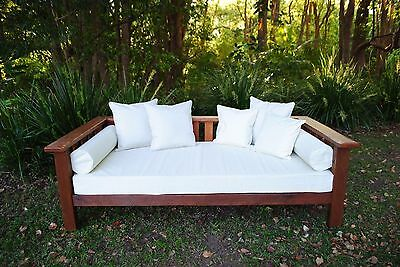 Beautiful Daybed Cover's indoor /outdoor  MADE TO MEASURE