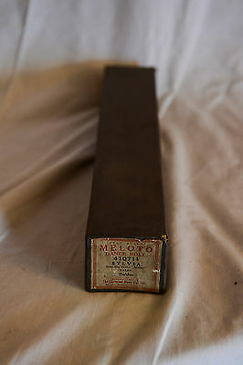 Antique MELOTO Player Piano, Pianola Roll SYLVIA