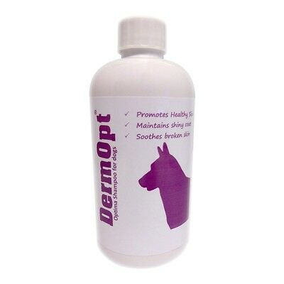 DermOpt® Optima, Dog Shampoo for a Healthy Skin and Coat (250ml)