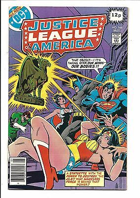 Justice League Of America # 166 (May 1979), Vf