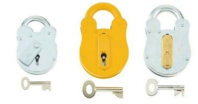 Fire Brigade FB Padlock & Keys - FB1 FB11 FB14 + Extra Keys Available