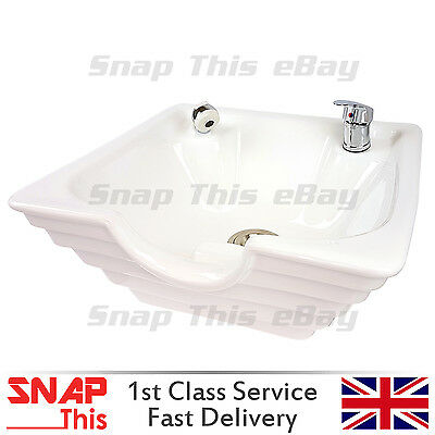Hairdressing Barber Back Wash Shampoo Basin Sink Salon Hairdresser Hair Barbers