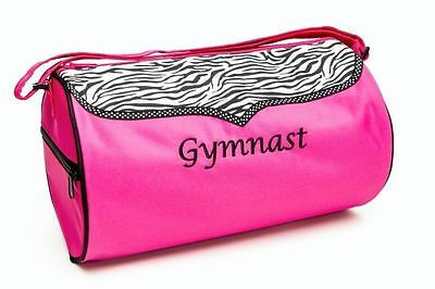 NEW Gymnastic Bag Sassi Designs Classy & Sophisticated ZEB-02GYM