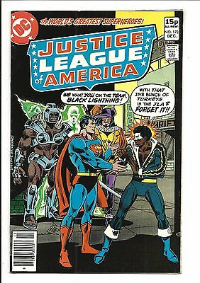 Justice League Of America # 173 (Dec 1979), Vf-