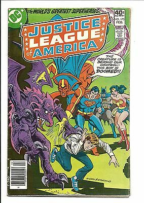 Justice League Of America # 175 (Feb 1980), Fn