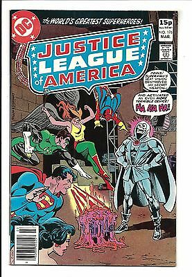 Justice League Of America # 176 (Mar 1980), Fn/vf
