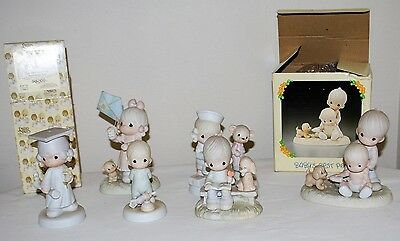 Precious Moments Collection Lot of 6