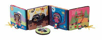 Lamaze Soft Activity Puzzle Toddler Development Toy Brand New In Box LC27230
