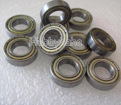 MR126zz Ball Bearing metal sealed 6X12X4mm Miniature Mini Bearing 5pc