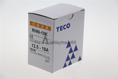 New Taian RHN-10K 12.5-18A Thermal Overload Relay