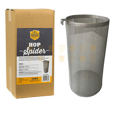 Mangrove Jack's 304 Stainless Steel 800 Micron Hopspider Home Brew