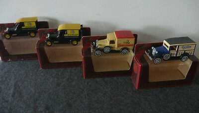 Matchbox Models of Yesteryear (8) in their original boxes.