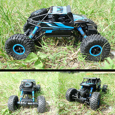 Ferngesteuertes Auto RC 2.4 GHz Doppelter Motorantrieb Buggy Bigfoot Crawlers