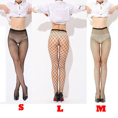Fishnet Lady Lace Top Mesh High Thigh Stockings Tights Pantyhose Long Socks Sexy