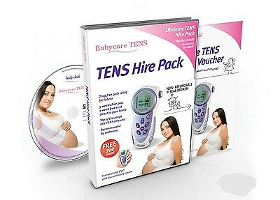 Elle TENS DVD Hire Pack - 6 Week Hire/Rental