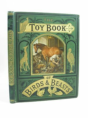 The Toy Book Of Birds And Beasts.