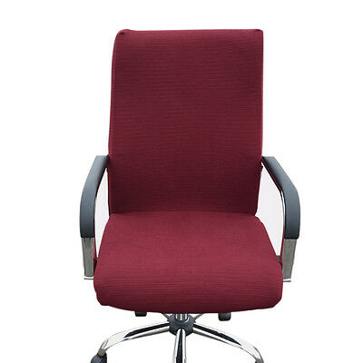Hot Chair Covers Study Room Office Armchair Swivel Seats Protective Slipcovers