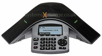 POLYCOM SOUNDSTATION IP5000 PoE Conference Phone **for 3CX Hosted Network**