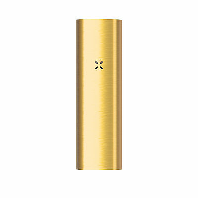 Pax 2 Limited Edition Gold Vaporizer 100% Genuine from Authorised Dealer