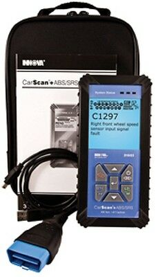 Equus Innova 31603 ABS/SRS + OBDII® Scan Tool